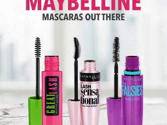 The 7 Best Maybelline Mascaras Out There