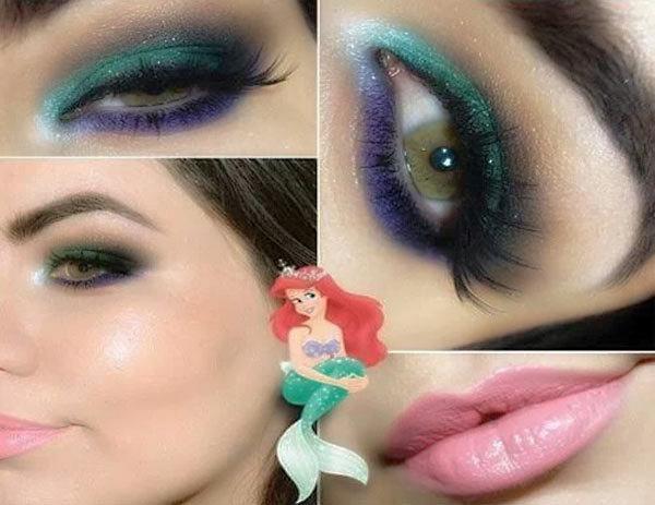 The Ariel Look