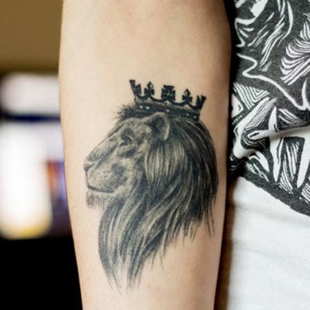 The Princess Tattoo