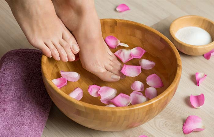 The Rejuvenating Footbath