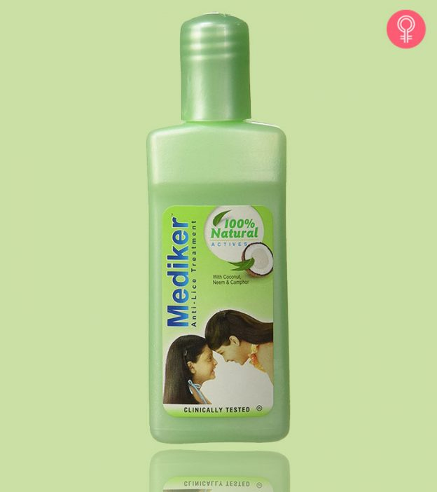 Anti-Lice Shampoos Available In India
