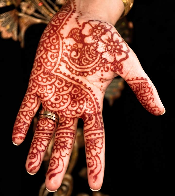 Top 10 Mehndi Artists In Kolkata