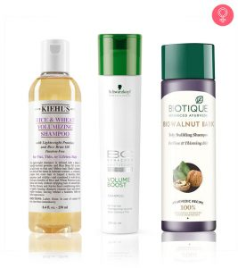 Top 10 Volumizing Shampoos Available In India