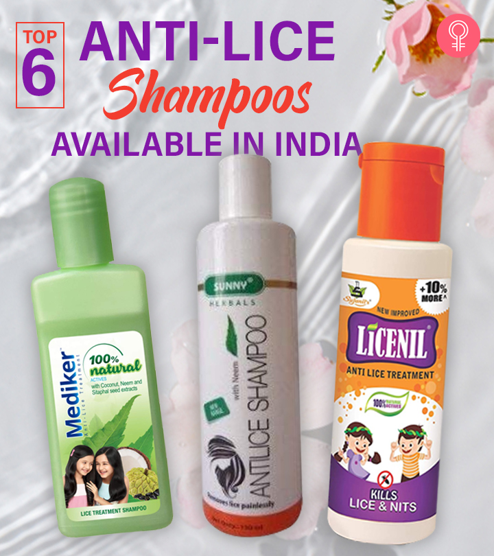 Top 6 Anti-Lice Shampoos Available In India