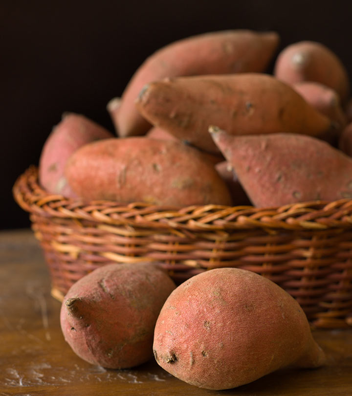9 Potential Health And Nutrition Benefits Of Eating Yams