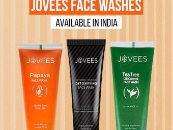 Top 7 JOVEES Face Washes Available In India – 2021 Update (1)
