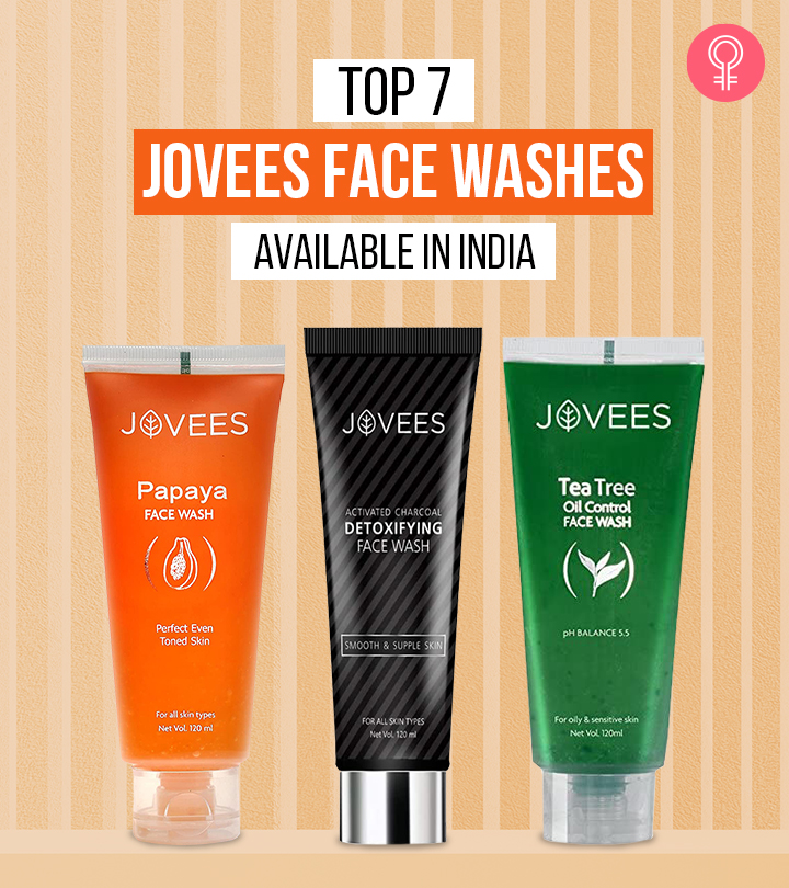 Top 7 Jovees Face Washes For You to Try in 2021