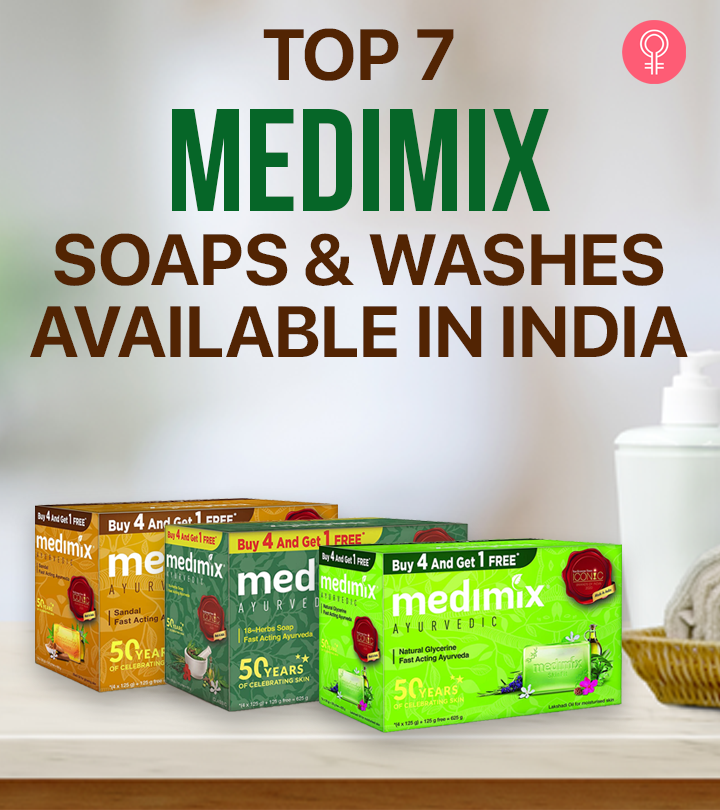 Top 7 Medimix Soaps And Washes Available in India