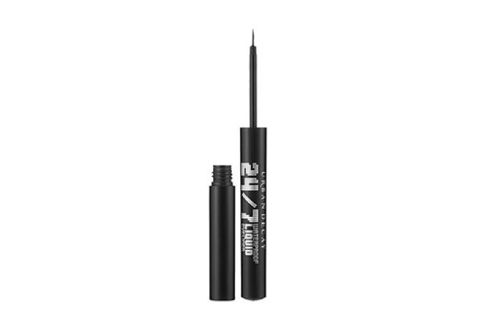 Best Waterproof Eyeliner - Urban Decay 24/7 Waterproof Liquid Eyeliner