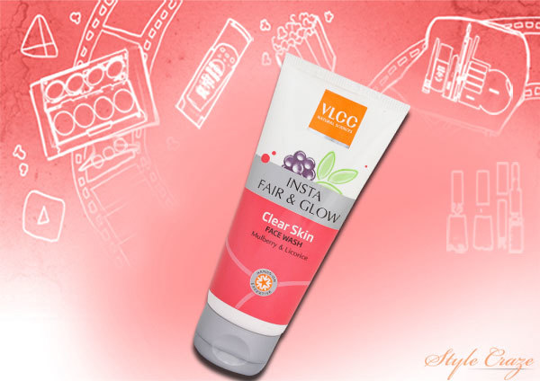 VLCC Insta Fair & Glow Clear Skin Face Wash