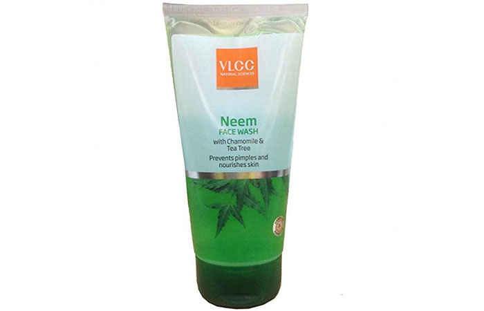 VLCC Neem With Chamomile And Tea Tree Face Wash