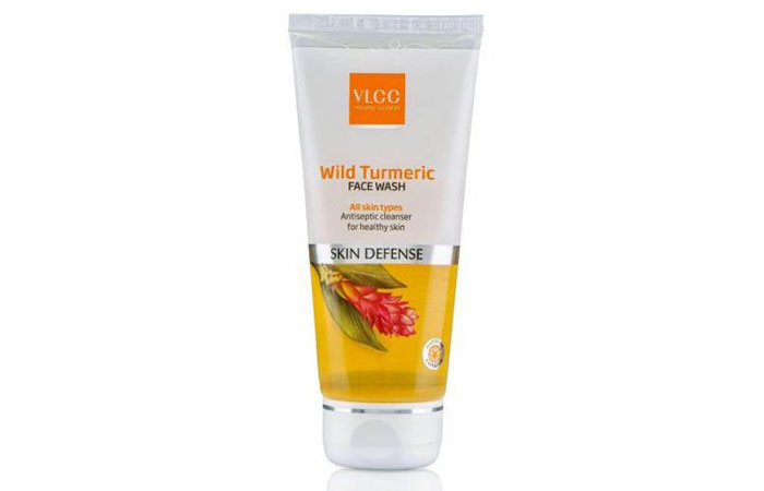 VLCC Wild Turmeric Face Wash