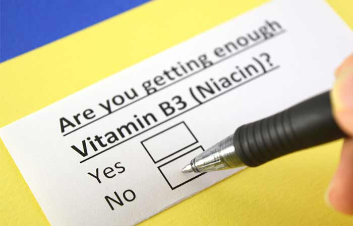 What Are The Symptoms Of Niacin Deficiency