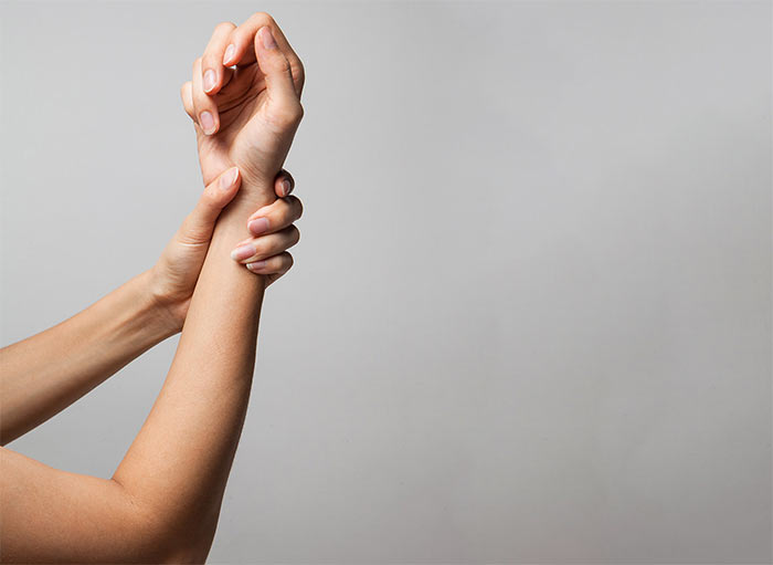 Wrist And Forearm Muscles Involved In Various Movements