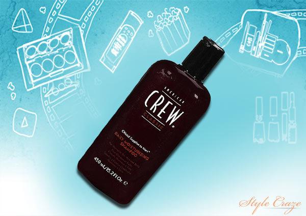 american crew clarifying shampoo