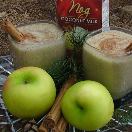 apple nog