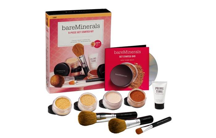 Bare Minerals Get Started Complexion Enhancers Kit: