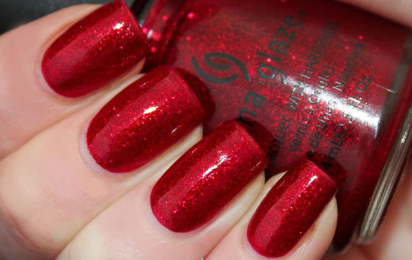 china glaze ruby pumps review