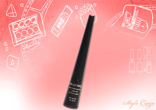 Best Waterproof Eyeliner - Colorbar Precision Waterproof Eyeliner