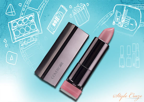 covergirl lip perfection lipstick heavenly