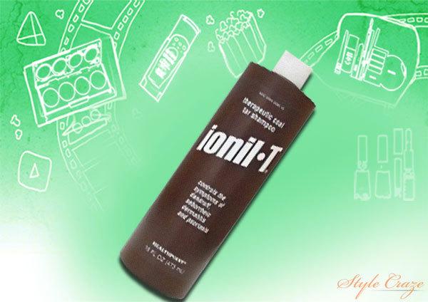 ionil-t coal tar shampoo