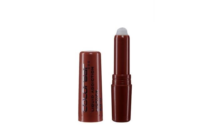 best liquid lipsticks in India - colorbar liquid addiction lipstick