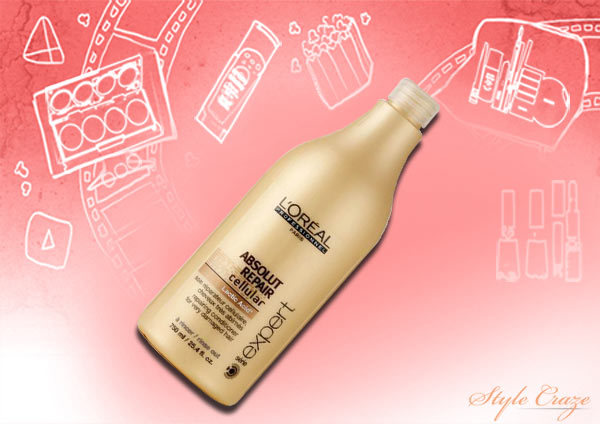 loreal absolut repair shampoo