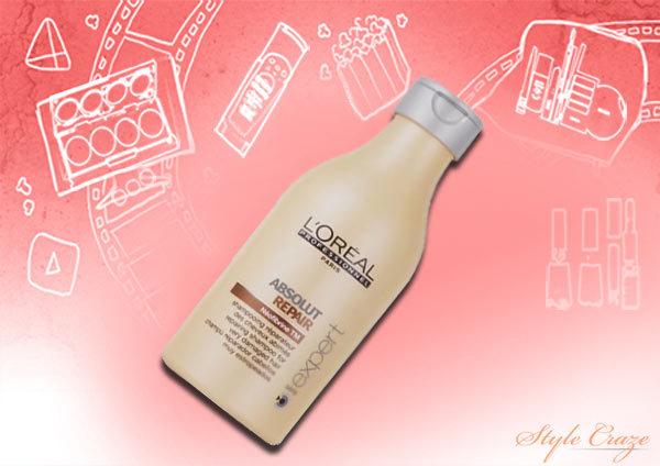 loreal professionnel absolut repair cellular shampoo
