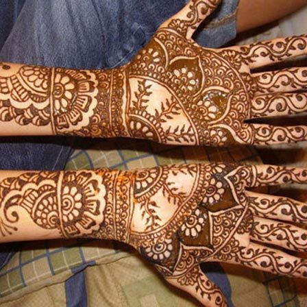 mehandi designs for hands latest