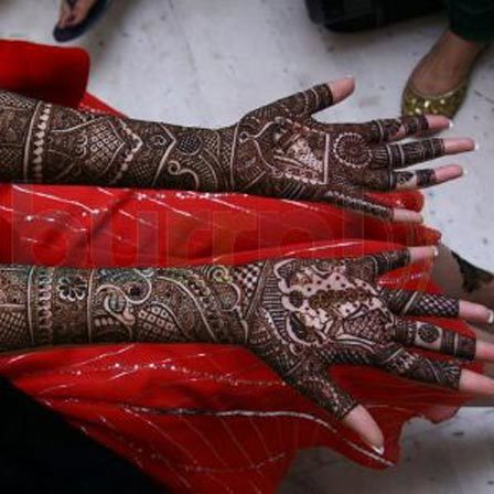 mehndi arts designs