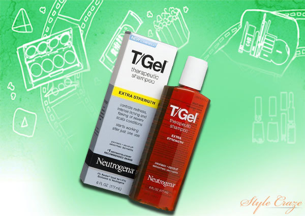 neutrogena t-gel shampoo extra strength