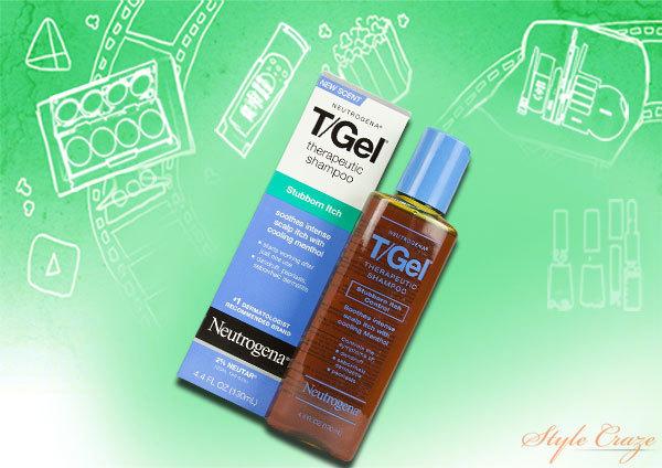neutrogena t-gel stubborn itch shampoo