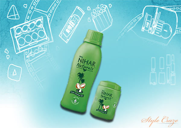 nihar coconut hair oil
