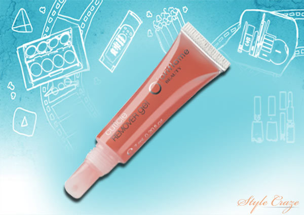oriflame cuticle remover gel