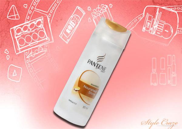 pantene pro-v nourished shine shampoo