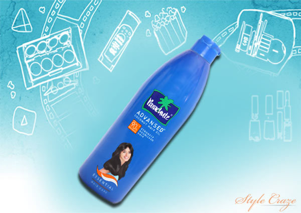 parachute advansed hot oil