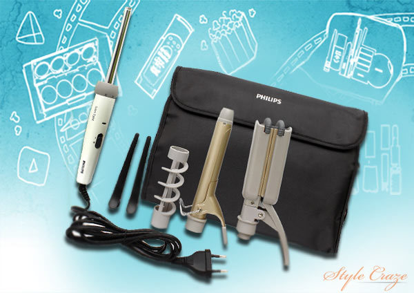 philips hp4696/22 hair styler - 6 in 1
