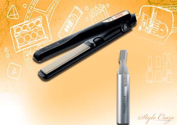 Remington Hair Straighteners - remington s1005 hair straightener