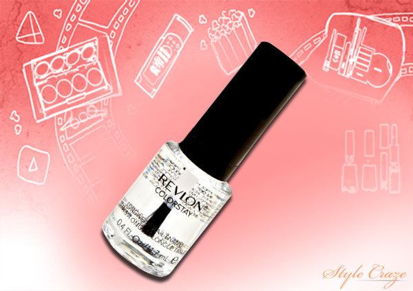 revlon colorstay top coat