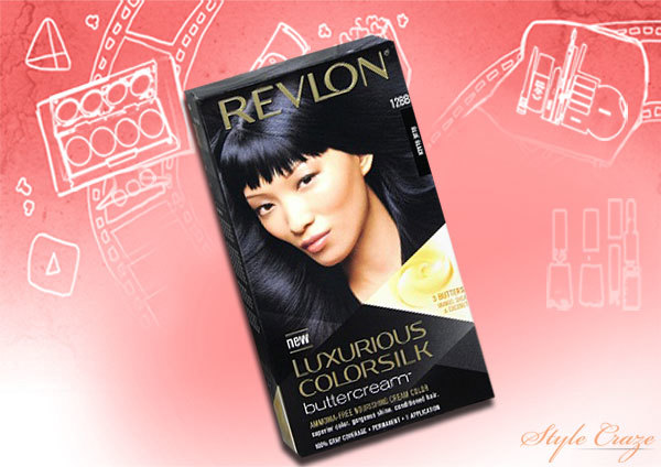 revlon luxurious colorsilk buttercream color