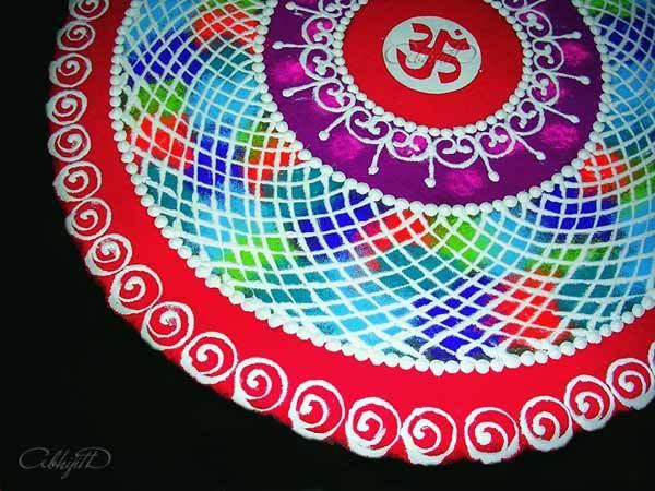 sanskar bharti rangoli