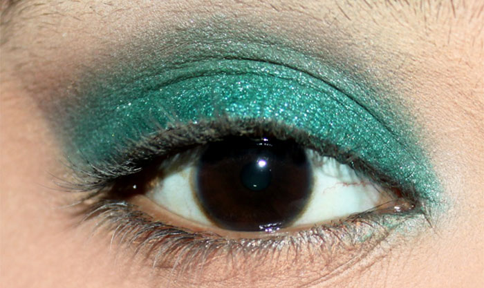 stunning Emerald step 4