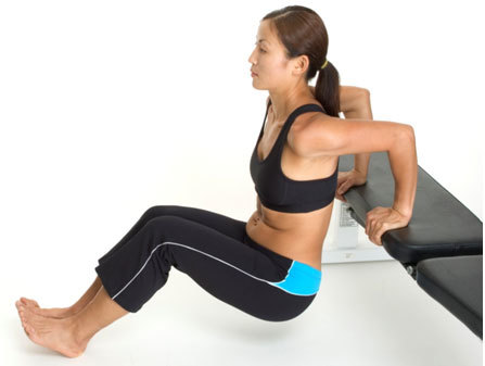 triceps dips benefits