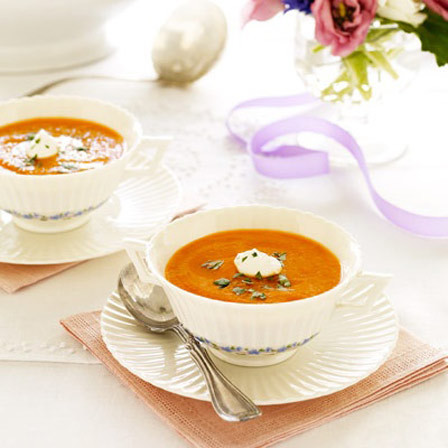 vegetable low fat soup