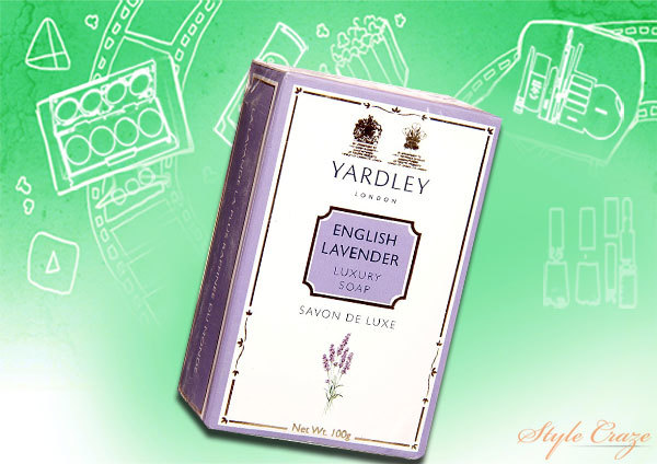 yardley english lavender soap