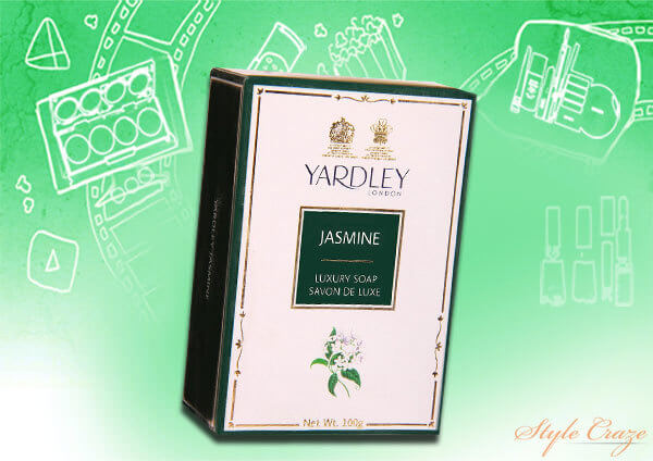 yardley jasmine soap