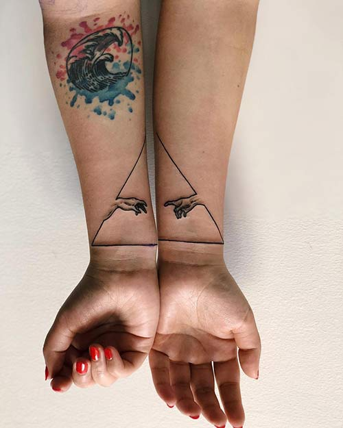 Aryan Brotherhood Prison Tattoo