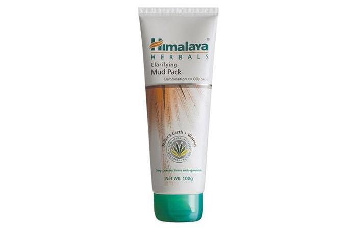 1. Himalaya Clarifying Mud Pack