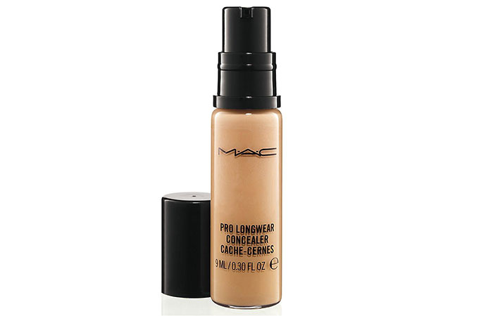 1. M.A.C Pro Long Wear Concealer - Best Concealer For Women In India