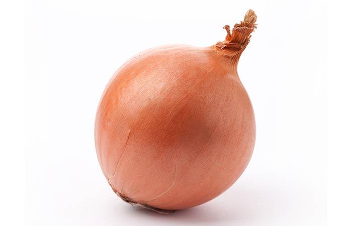 1. Onion Juice